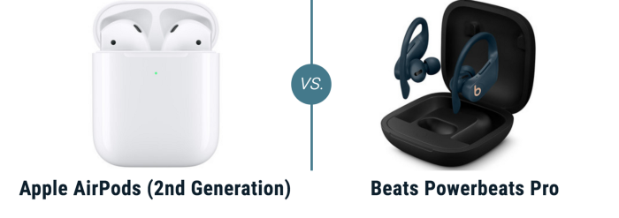 AirPods 2 vs. Beats Powerbeats Pro: Which True Wireless Earbuds Are the Best?
