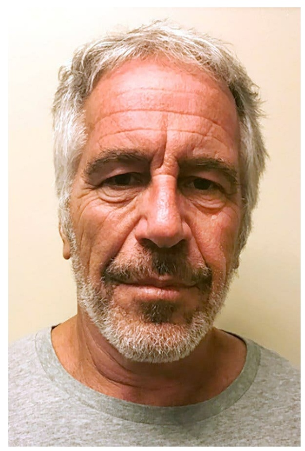Inmate 76318-054: The Last Days of Jeffrey Epstein