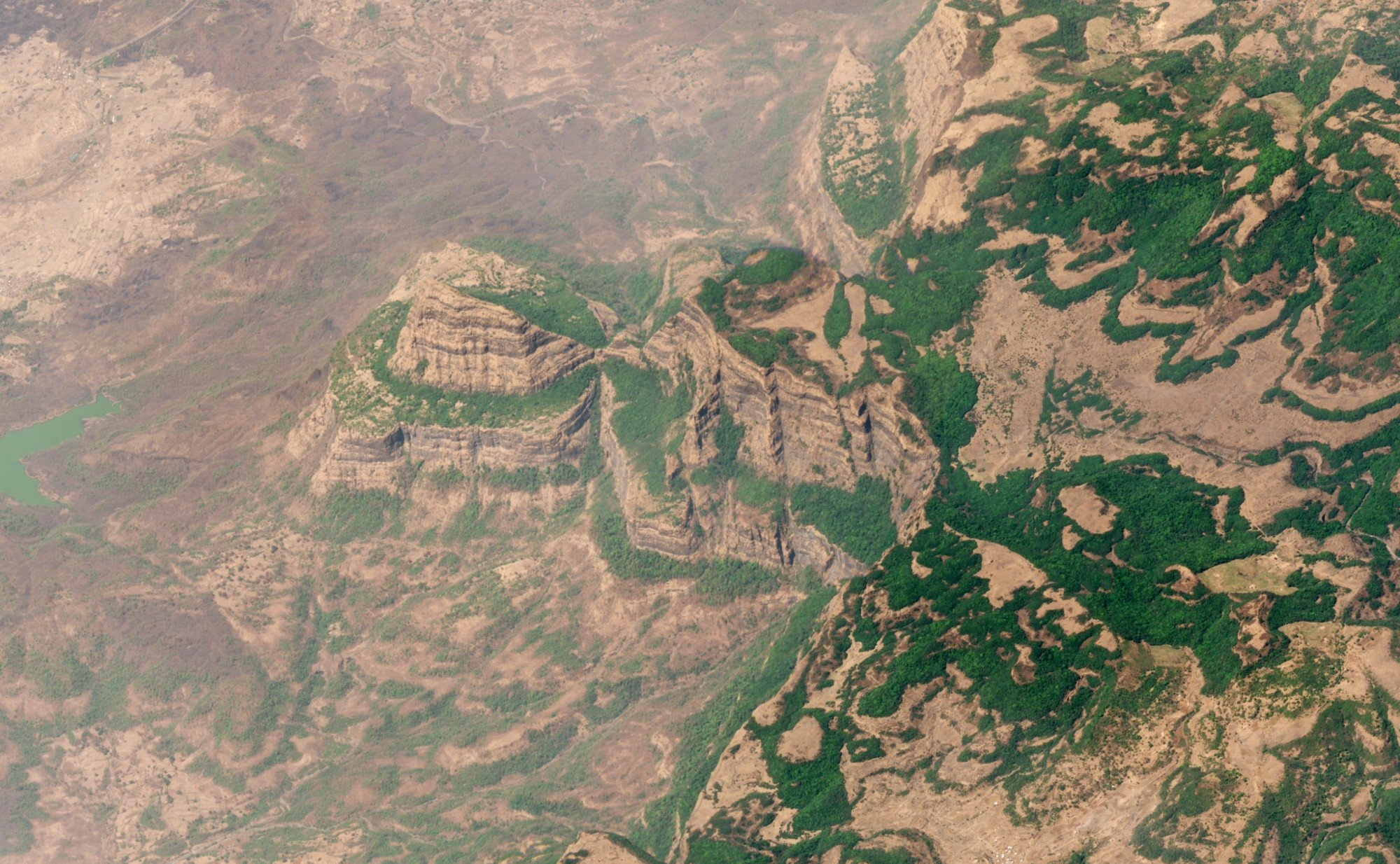 Deccan Traps, India. March 22, 2018. Image ©2018 Planet Labs, Inc. cc-by-sa4.0.