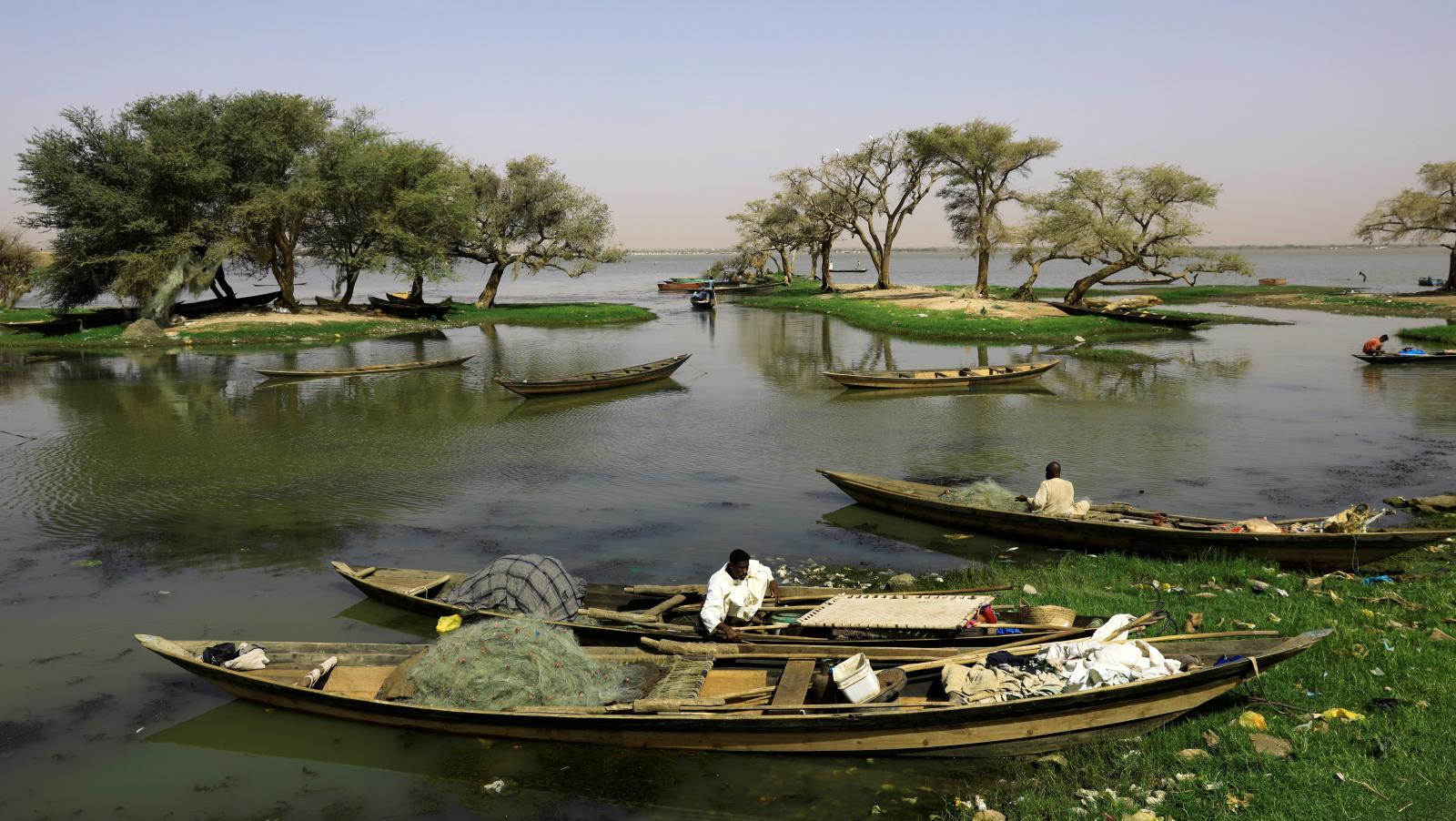 250 million people rely on the Nile for water that may not exist by 2080