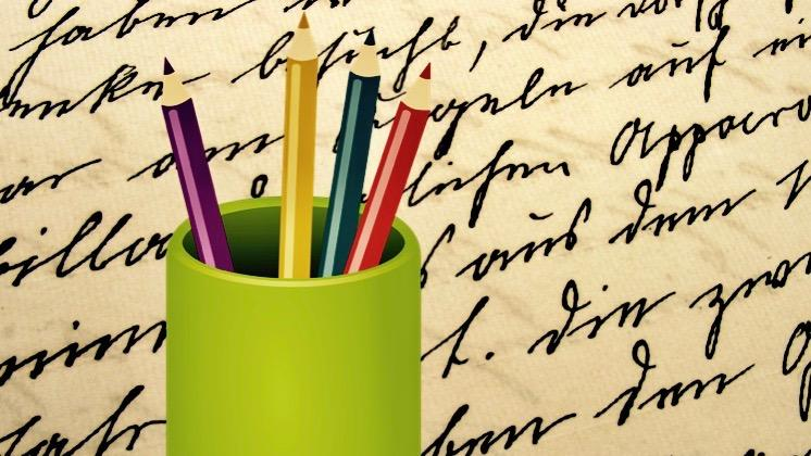 Keyboards are overrated. Cursive is back and it's making us smarter