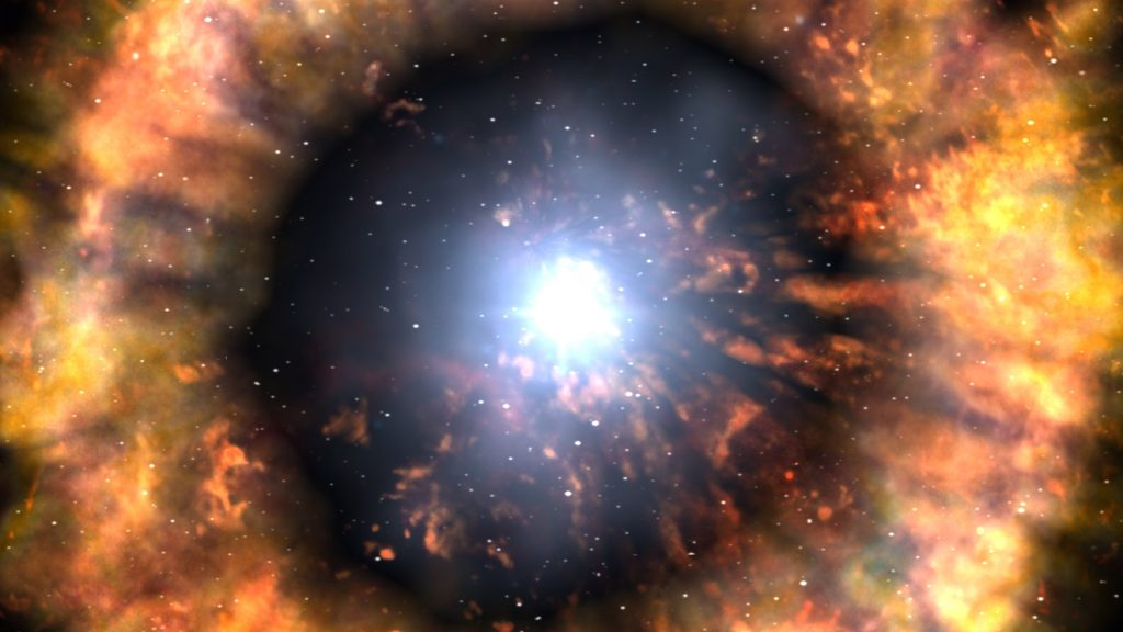 Splitting the Universe