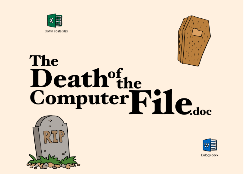 The death of the computer file.doc