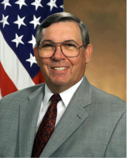 Anthony J. Tether, director of DARPA and co-chair of the Pentagon's Highlands Forum from June 2001 to February 2009