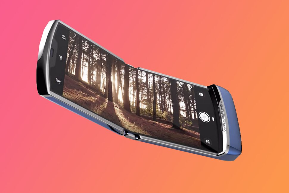Motorola Razr: Hands-on with a foldable flip phone for the modern age