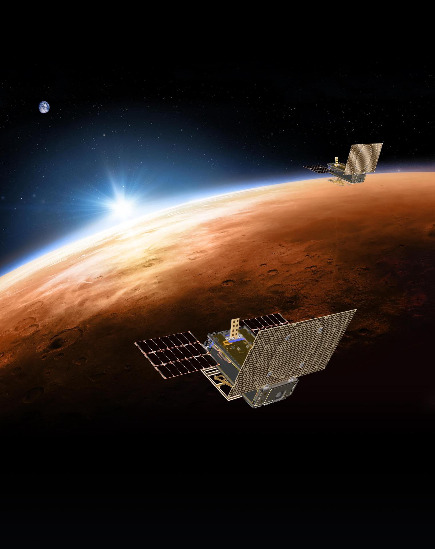 Mars Is the New 'New World'