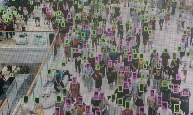EU eyes temporary ban on facial recognition in public places