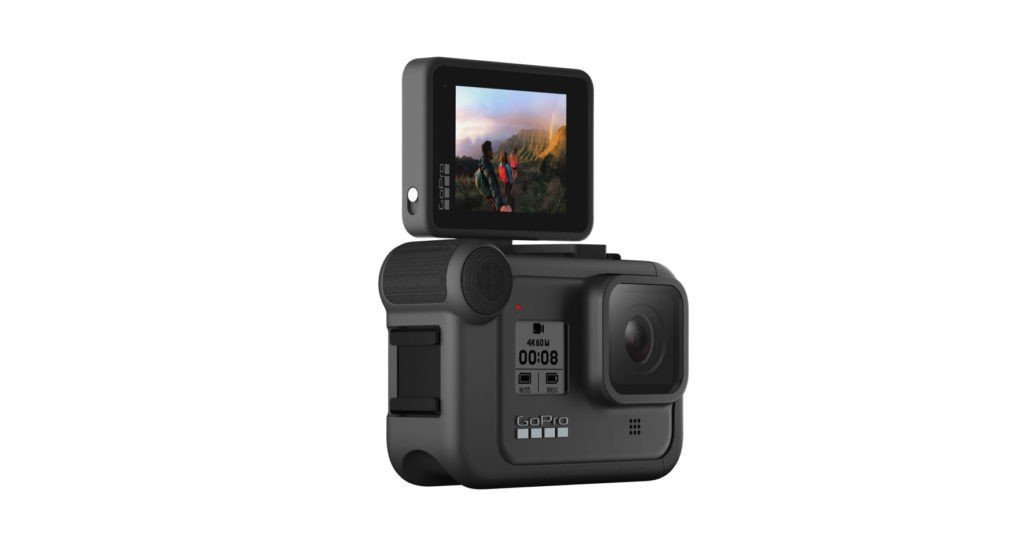 GoPro Hero Back Display Mod