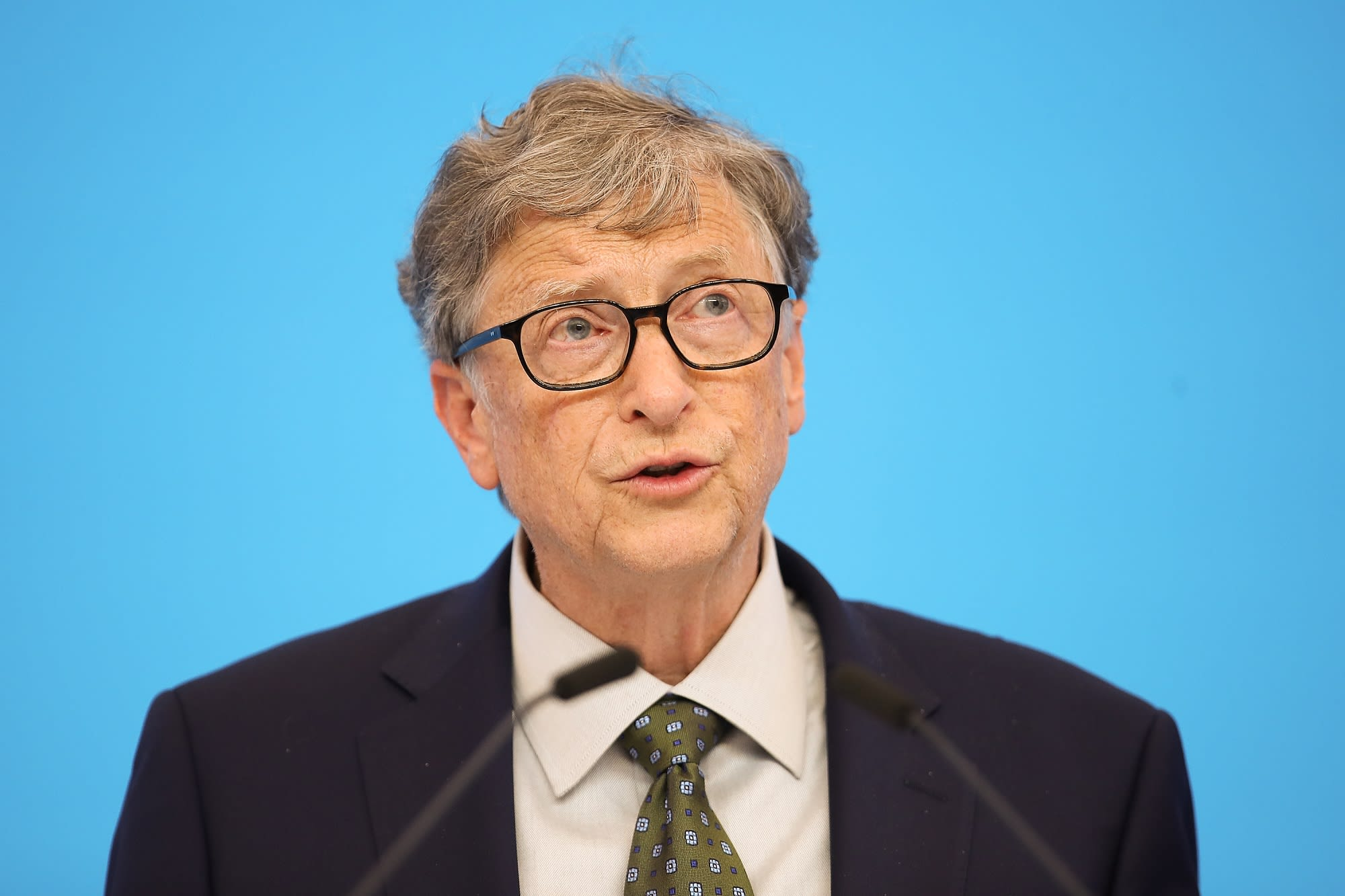 "Bill Gates Calls for a ""Digital Certificate"" to Identify Who Received COVID-19 Vaccine"