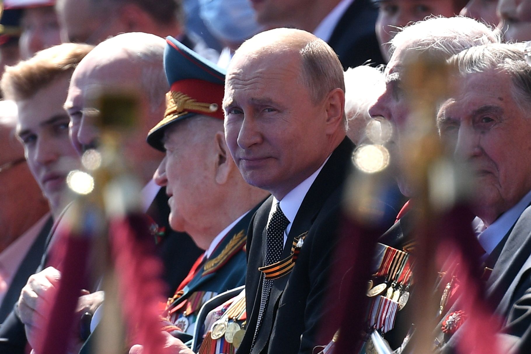 Russia just paved the way for Putin to be president for life