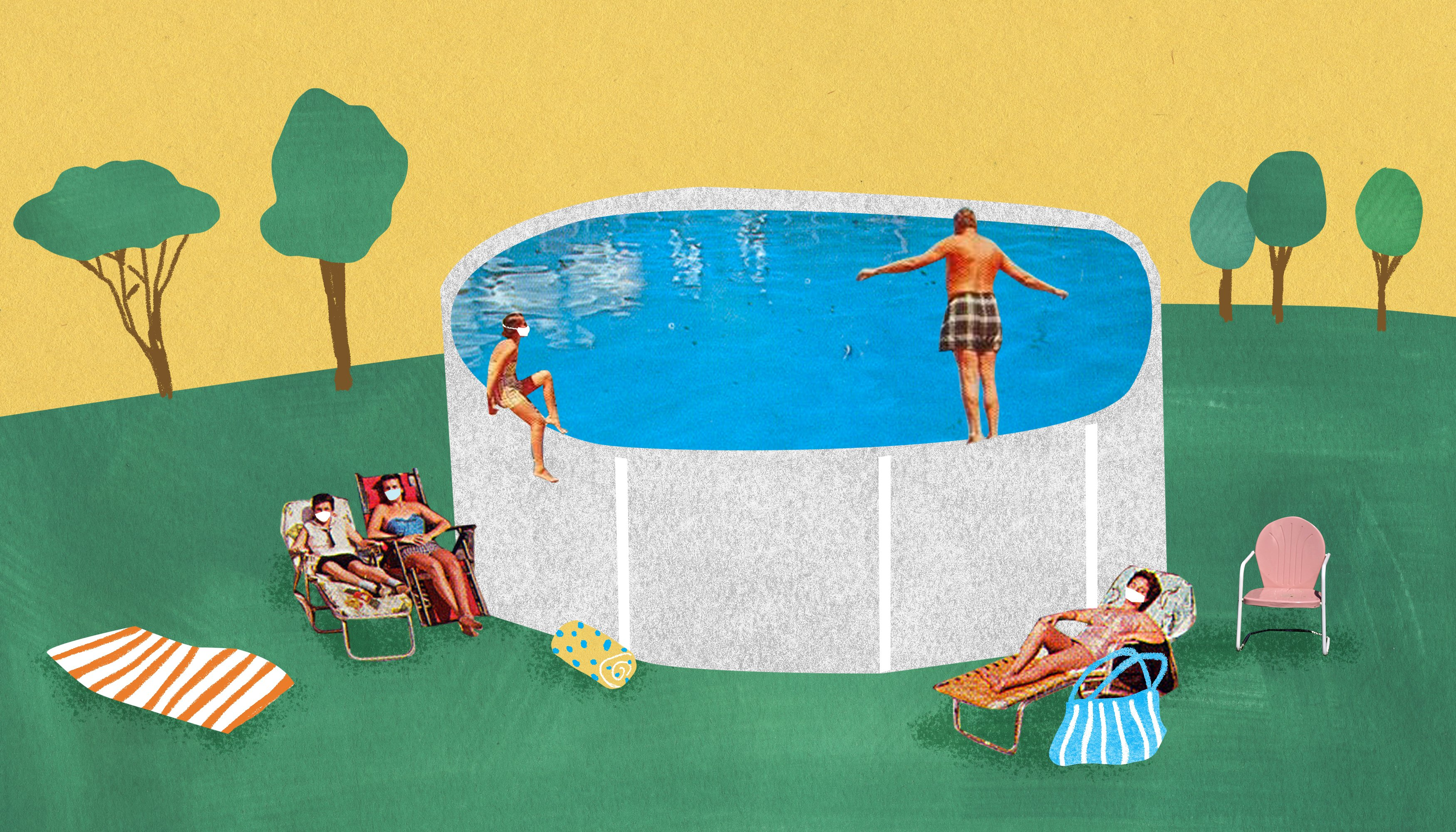 In Defense of the Aboveground Pool