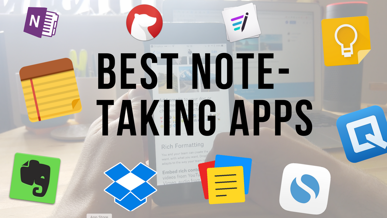 The 10 Best Note-Taking Apps for Your Personal and Professional Life