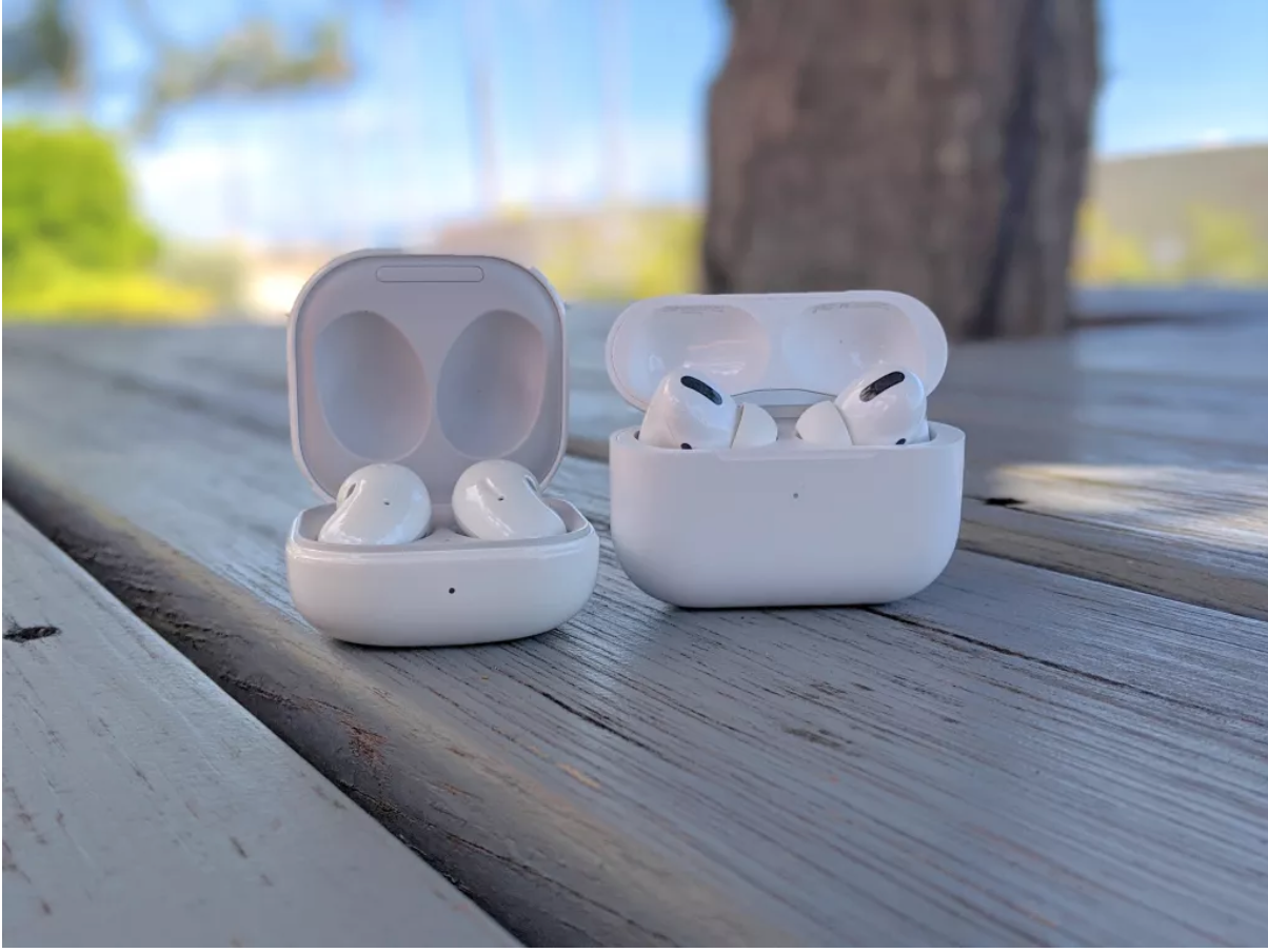 Apple AirPods Pro vs. Samsung Galaxy Buds Live: Which earbuds are best?