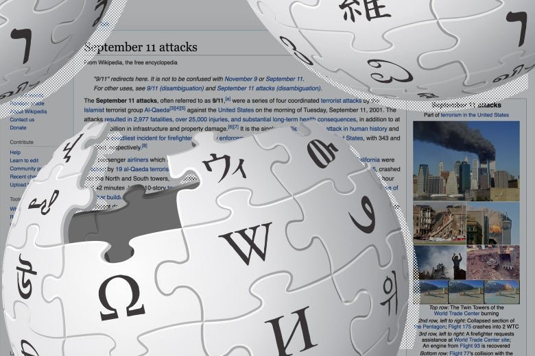 How 9/11 Shaped Wikipedia