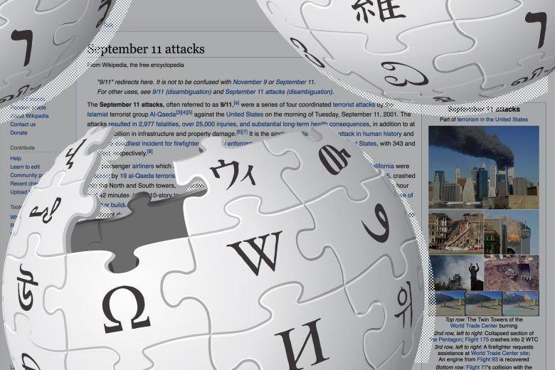 How 9/11 Shaped Wikipedia