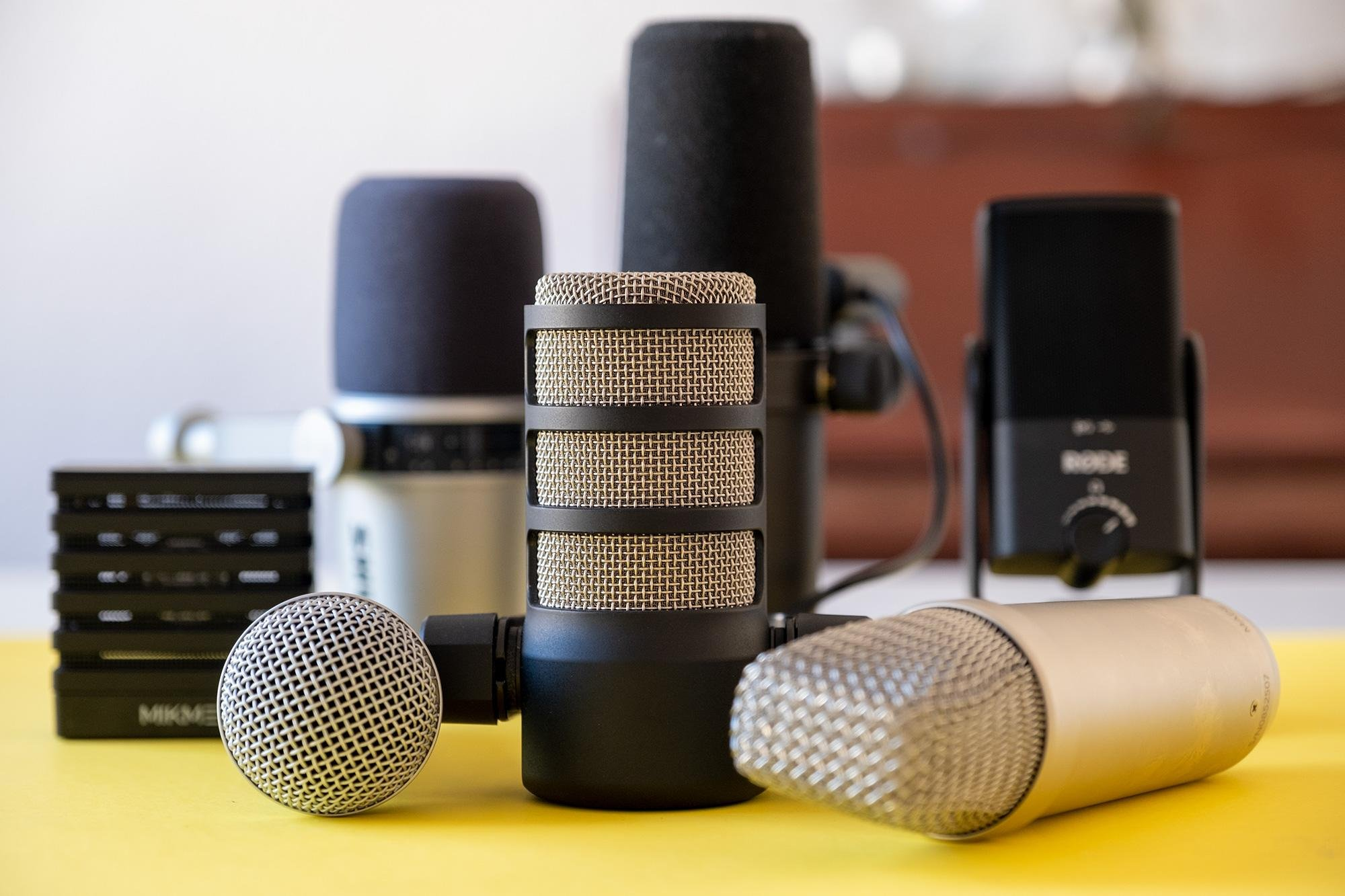 All the tools you need to make a better podcast