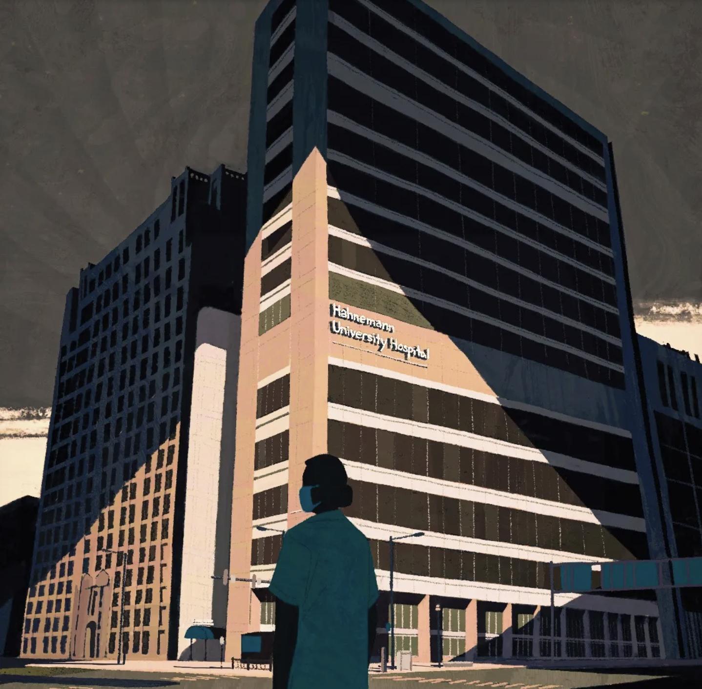 The Death of Hahnemann Hospital